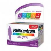 MULTICENTRUM MUJER (30 COMP)