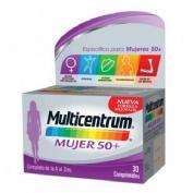 MULTICENTRUM MUJER 50+ (30 COMP)