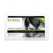 Inneov densilogy hombre programa trimestral - anclaje y crecimiento del cabello (90 caps + 90 comp)