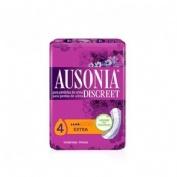 Absorbente incontinencia orina muy ligera - ausonia discreet extra (20 unidades)