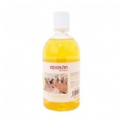 Aposan botiquin gel higienizante de manos (1 envase 500 ml aroma maracuya)