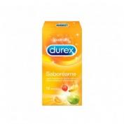 Durex saboreame - preservativos (12 u)