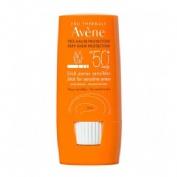 Avene spf 50+ stick zonas sensibles (1 envase 8 g)