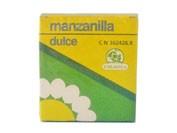 Manzanilla dulce carabela (15 filtros)