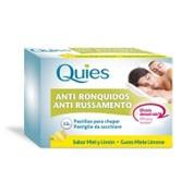 Antirronquidos (miel y lemon 12 pastillas para chupar)