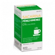 Sacarina perez gimenez (600 comprimidos)
