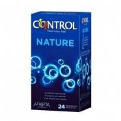Control nature - preservativos (24 u)