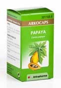Papaya arkopharma (50 caps)