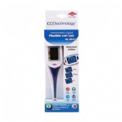 Termometro clinico digital - ico technology (flexible con luz)