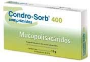 Condrosorb 400 cs comprimidos (30 comp)