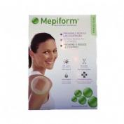 Mepiform silicona reductor de cicatrices (5 x 7,5 cm 5 u)