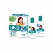 Filvit locion + champu - antipiojos (kit 100 ml + 100 ml)